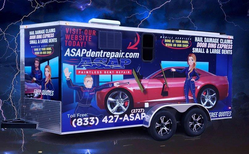 asap mobile trailer